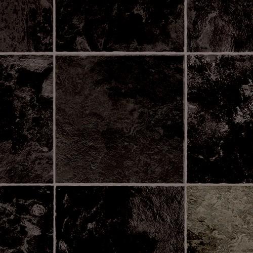 Vinyl Flooring Slate Tile Effect