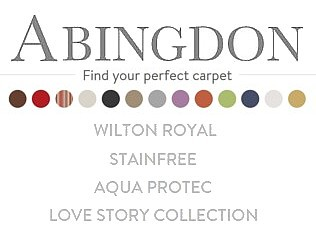 carpets from abingdon and wilton royal including multi width ranges to avoid waste