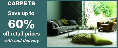 carpets save up to 60 or more on a wide range